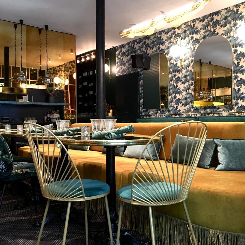 Restaurant Le Wok Happe Mobilier Design