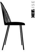 silouhette chaise